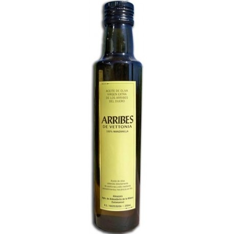 Aceite Arribes de Vettonia 250ML